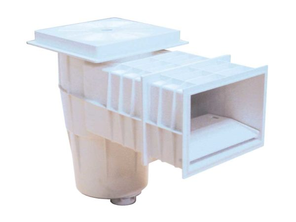 Extended Throat (+10 Cm) Skimmer For Concrete Pools