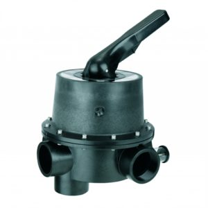 """2 1/2"""" Multiport valve – Magnum with filter connections"""