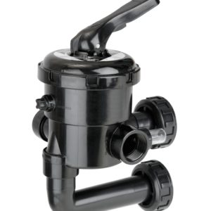 """1 1/2"""" Multiport valve with filter connections – New Generation"""