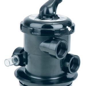 "New Generation 2"", Top version, multiport valve"