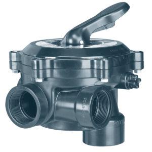"""1 1/2"""" Side Multiport valve – Flat"""