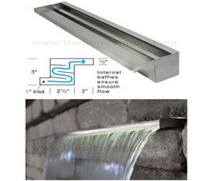 fountain water spillway2