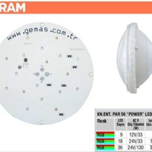 Osram Bulbs With Built-in Pcb