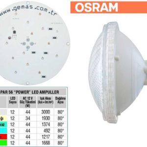 Osram Single Color Par56 12 Power Led Bulb