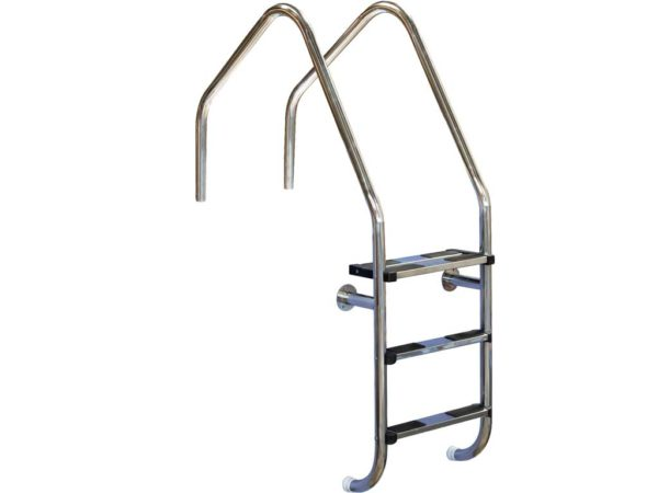Overflow 316 Model With Stainless Steel Treads - For Public Pools